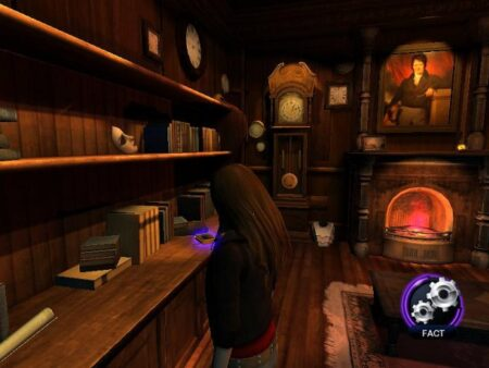 Doctor Who: The Adventure Games – TARDIS
