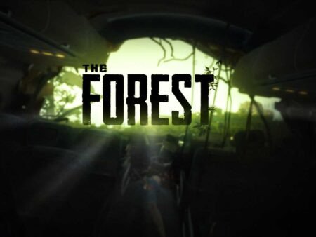Play The Forest now!