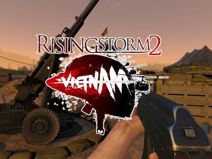 Play Rising Storm 2 Vietnam now!