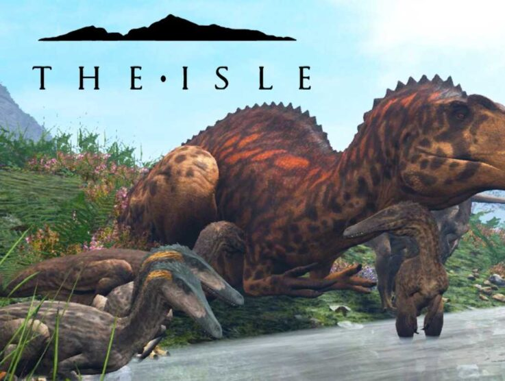Play The Isle now!