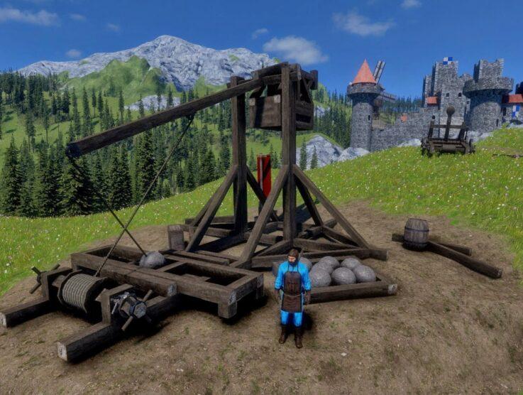 Play Medieval Engineers now!
